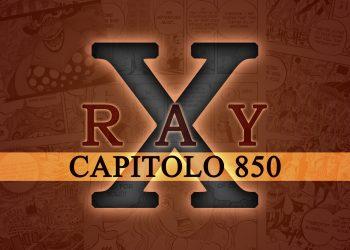 X-Ray Analysis – Capitolo 850