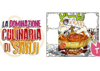 La Dominazione Culinaria di Sanji