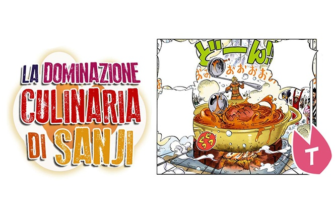 dominazione culinaria di sanji